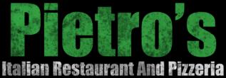 Pietro's Italian Restaurant And Pizzeria